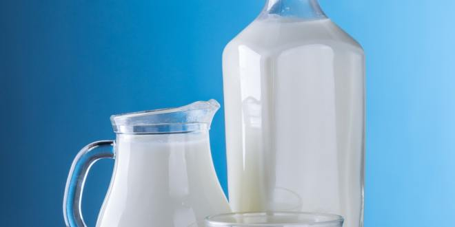 Milk is a Source of Whey Protein.