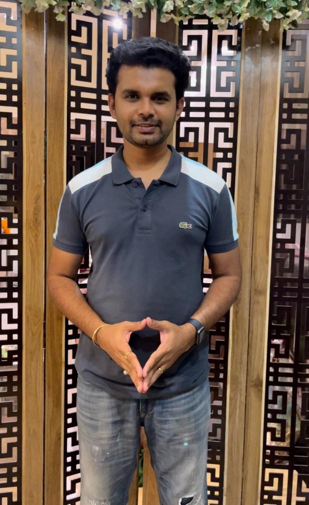 Actor Abhijeet Daigavane - Behind Offline Transactions on INS Vikramaditya