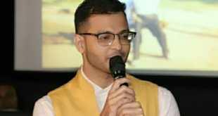 Introducing Spoken Word Poet Mlikarjun Pandya