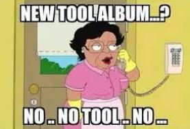 A Journal of Musical ThingsThis is NOT a drill: Tool says