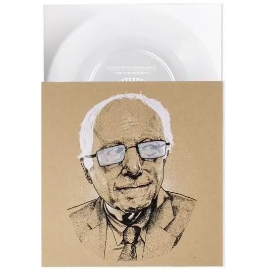 Feel It In Your Guts - Bernie Sanders-Thurston Moore