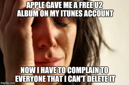 U2 Innocence Meme 2