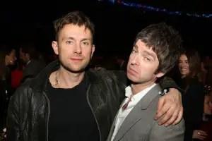 Blur-Oasis - Damon-Noel