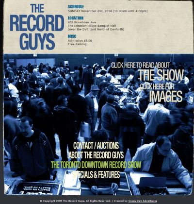 Downtown Record Show