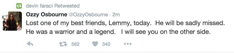 Ozzy - Lemmy RIP copy