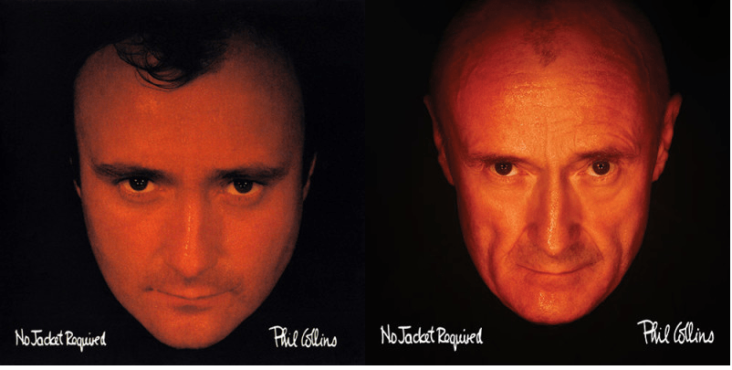 Phil Collins - No Jacket Required Update