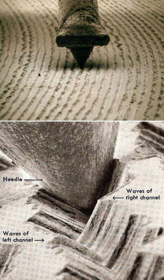 A Journal Of Musical Thingscool A Vinyl Record And Stylus