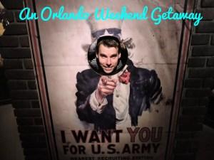 Orlando Weekend Getaway