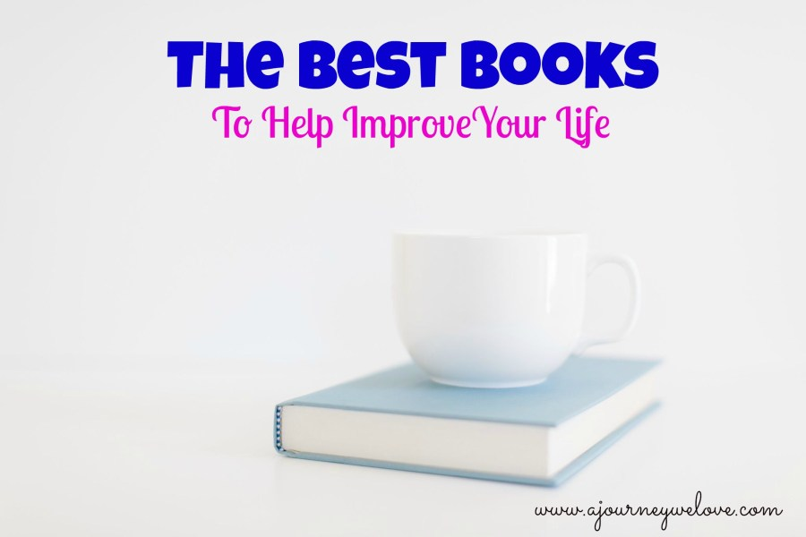 Best Books to Help Improve Your Life