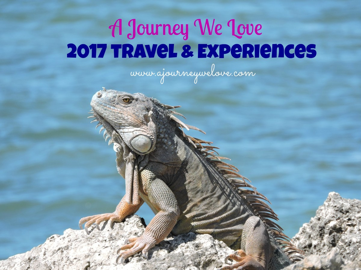 2017 Travels and Experiences on a Budget