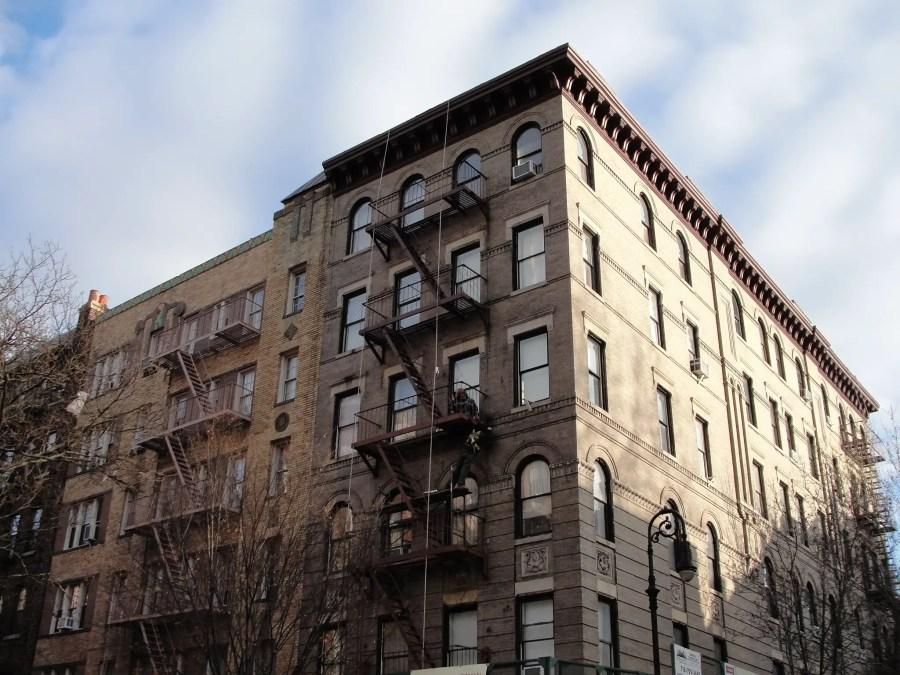 Fancy living in a Manhattan apartment?