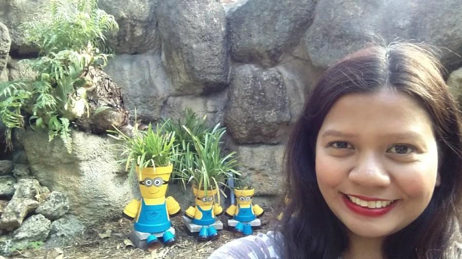 Sunken Gardens Minions
