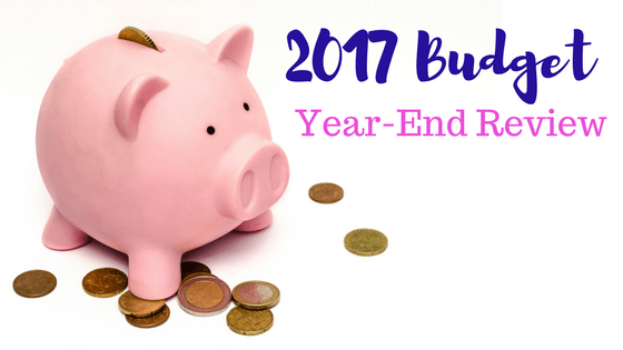 2017 Budget Year in Review