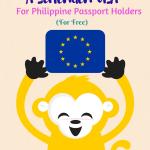 Schengen Visa Application for Philippine Passport (for Free)