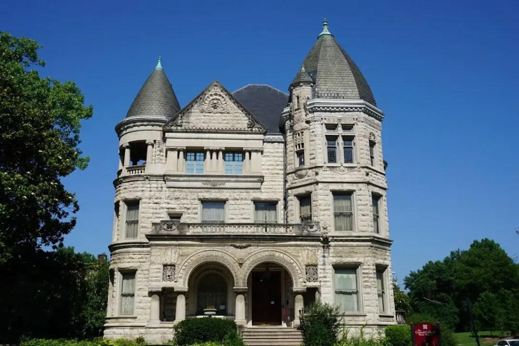 Caldwell House Louisville Kentucky
