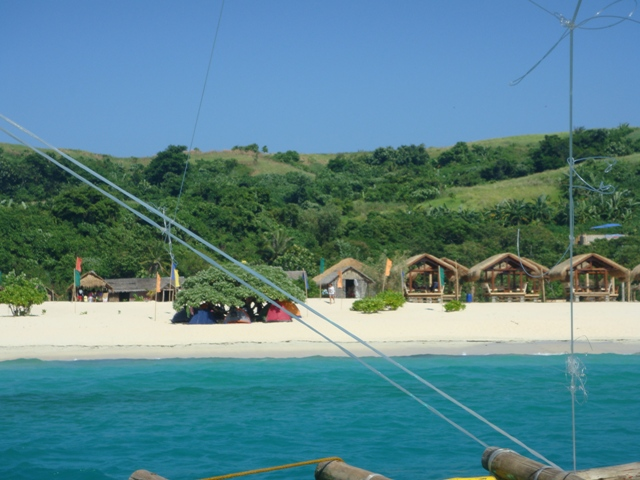 Boat Ride from Paracale to Vinzons
