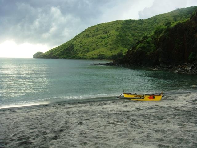 Anawangin Cove, Capones Island and Camara Island