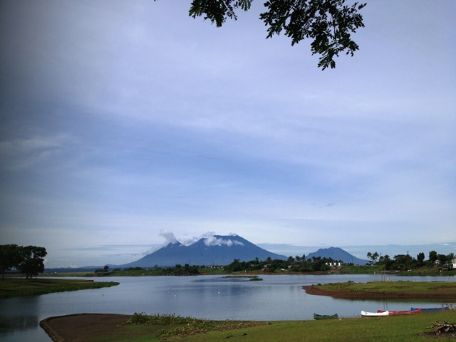 Lake Caliraya and Lumot Lake in Laguna
