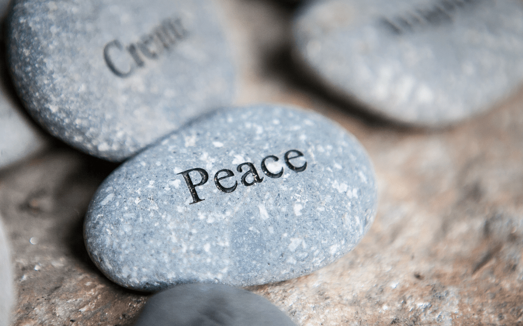 My journey to finding Peace