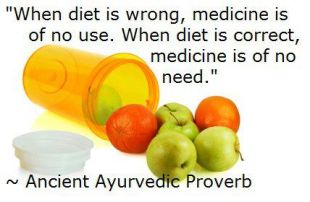 natural medicine--you are what you eat, 2