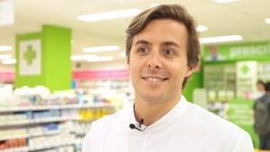 Alex Bongers - Priceline Pharmacy Bourke Street Mall VIC