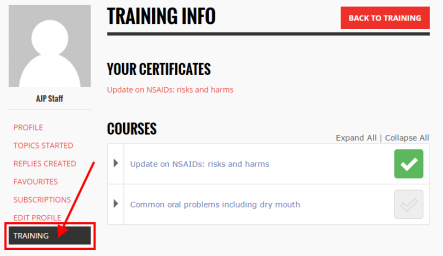 ajp_profile_training