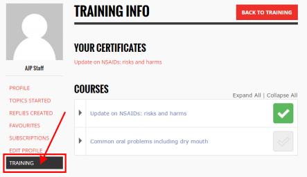 ajp_profile_training