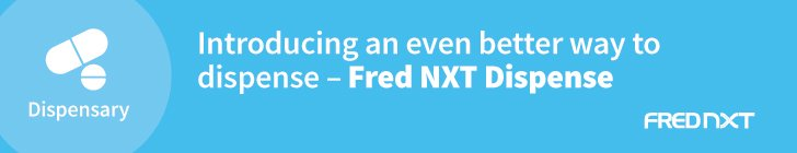 Fred NXT – Dispense