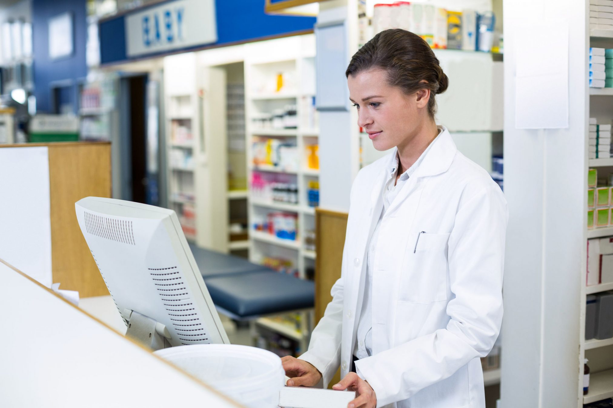 use of computer in pharmacy As one of the best retail pharmacy computer systems, bestrx was designed to be extremely easy to use and requires little to no training we will tailor our pharmacy management systems to provide you with the best solution to help you expand your business.