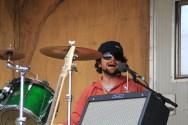 Dragon Tiger's drummer, Eli Duke. © A. Padilla