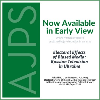 Author Summary - Electoral Effects of Biased Media