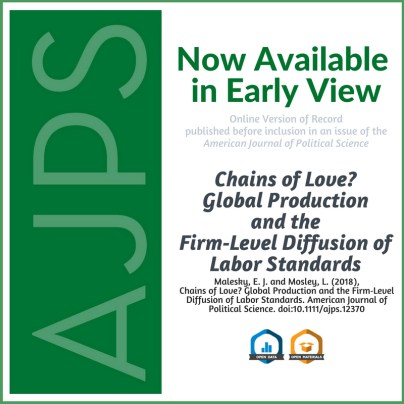 AJPS - Author Summary - Chains of Love