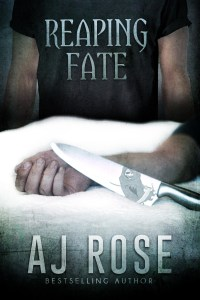 reaping fate book cover aj rose