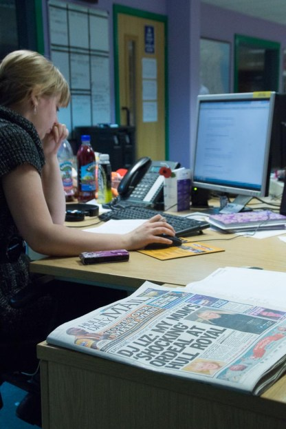 Preparing a News Bulletin
