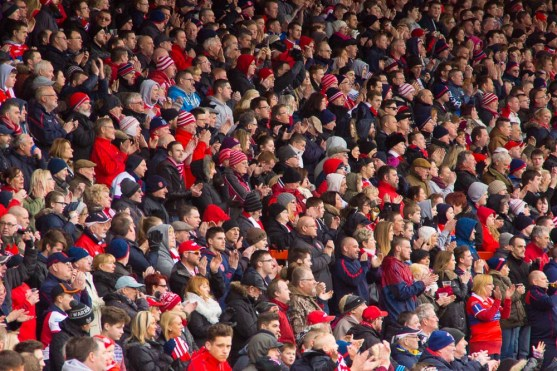 Hull Kingston Rovers fans