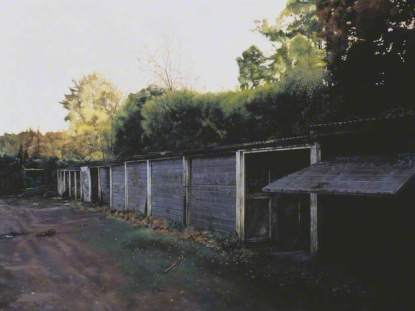 George Shaw; (c) George Shaw; Supplied by The Public Catalogue Foundation