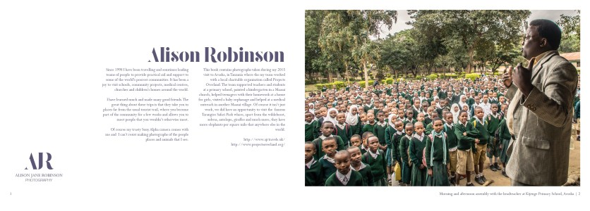 AJR Tanzania Book 20152