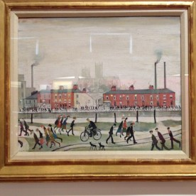 Lincoln, Laurence Stephen Lowry, 1959
