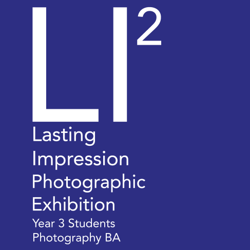 End of Year Show_Logo Blue Square