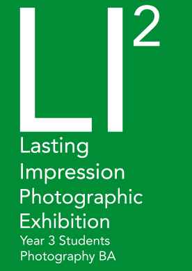 End of Year Show_Logo Green