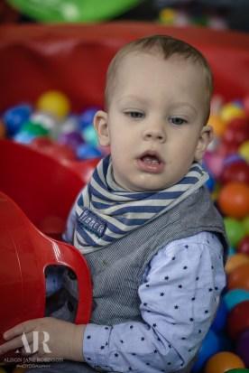 Nathaniel Bacik 1st Birthday-11