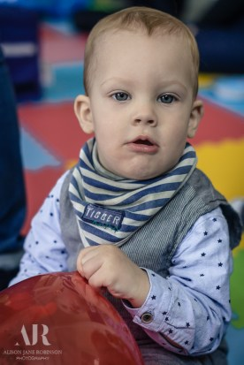 Nathaniel Bacik 1st Birthday-4