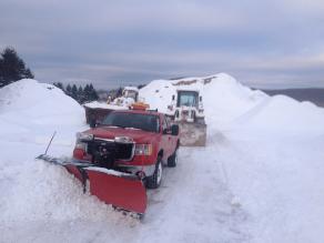 Truck plowing-resize