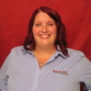 Payroll Manager and Office Manager, Kandice (Kandi) McMillian