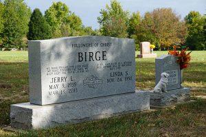 Birge Gravestone