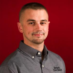 Area Supervisor, Nick Potter