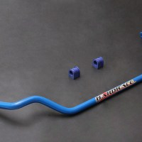 NISSAN 240SX S13 28MM FRONT SWAY BAR  - ADJUSTABLE WITH TPV STAB. BUSHINGS 3PCS/SET