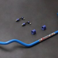 NISSAN 240SX S13 28MM FRONT SWAY BAR - ADJUSTABLE WITH TPV STAB. LINK AND BUSHINGS 5PCS/SET