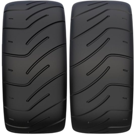 Federal FZ201 Semi Slick 225/45/17 Soft Compound