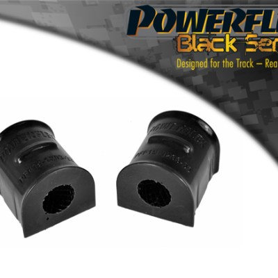 Ford Focus Mk2 inc ST and RS (2005-2010) Front Anti Roll Bar To Chassis Bush 22mm PFF19-1203-22BLK